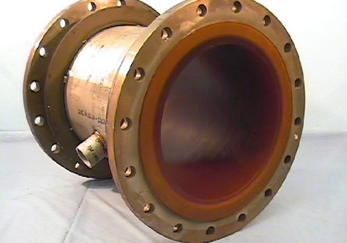 Stainless Steel Flow Meter - Polyurethane Liner