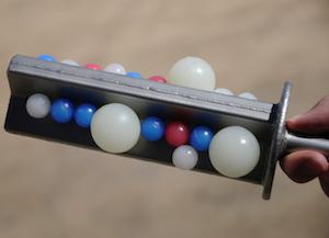 Magnetic Steel Core Polyballs™