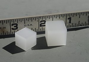 Poly-Cubes sizing