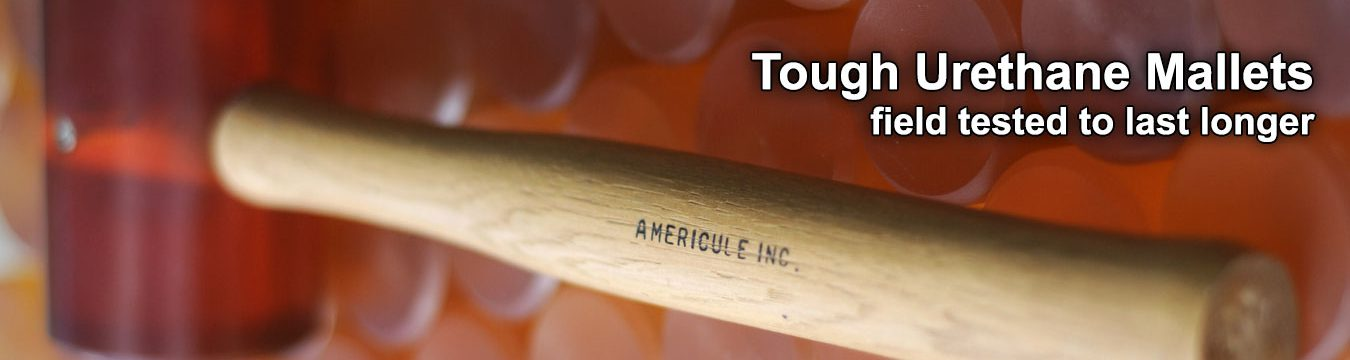 tough urethane mallets